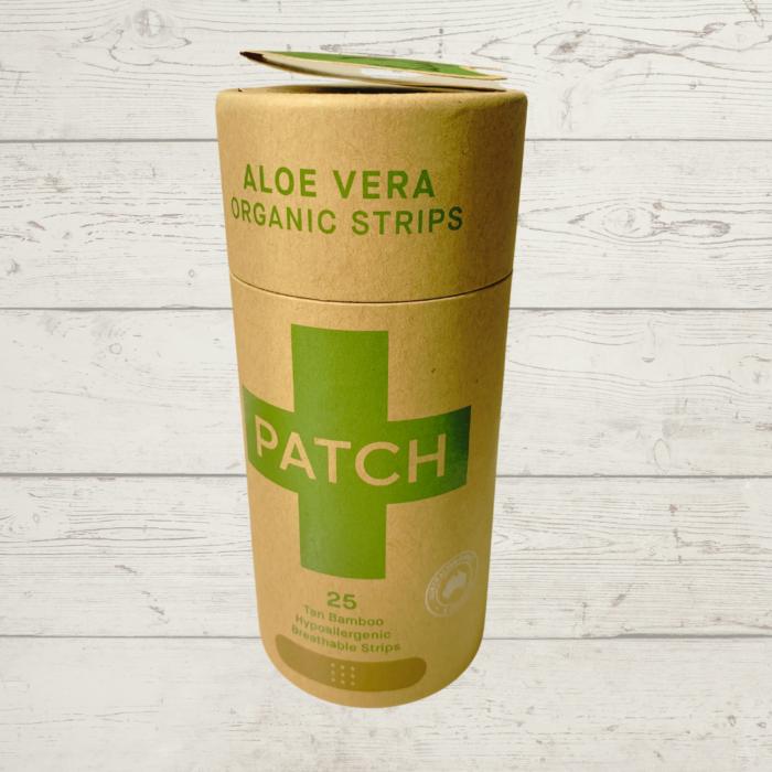 PATCH Aloe Vera Bamboo Plasters