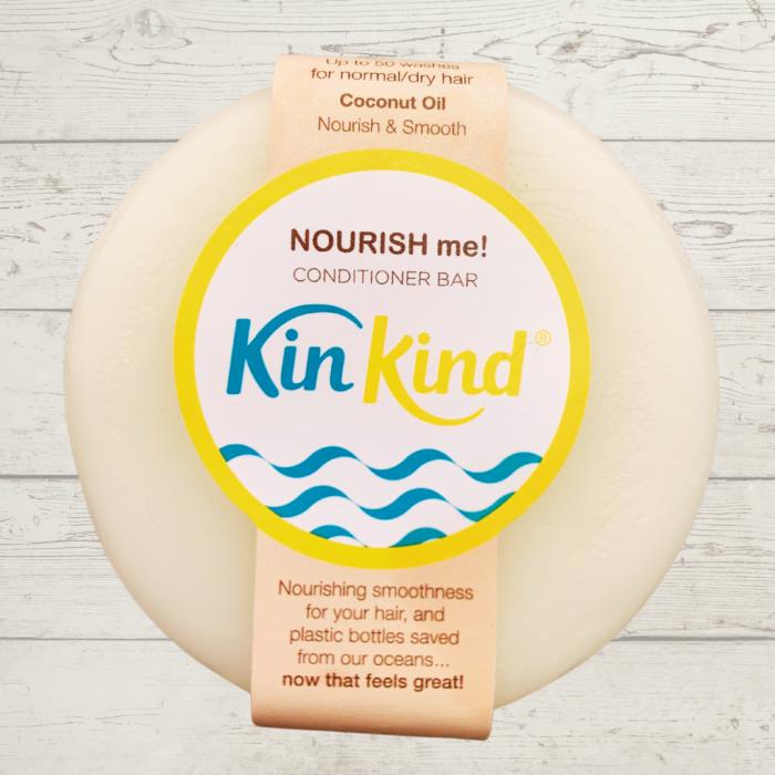 KinKind NOURISH me! Conditioner Bar
