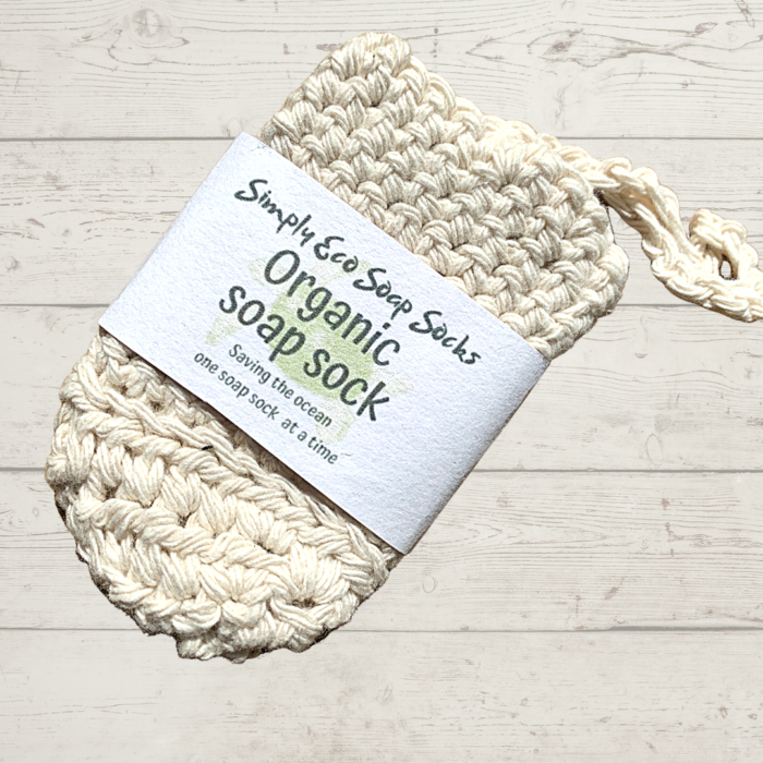 Simply Eco Soap Socks Organic Cotton