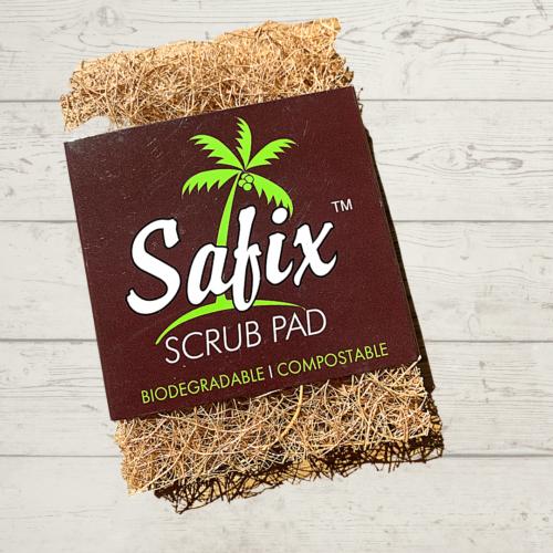 Safix Coconut Scrub Pad