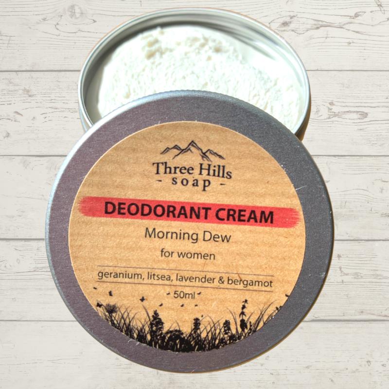 Three Hills Deodorant Mountain Dew