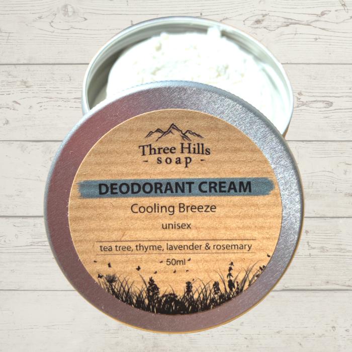 Three Hills Deodorant Cooling Breeze