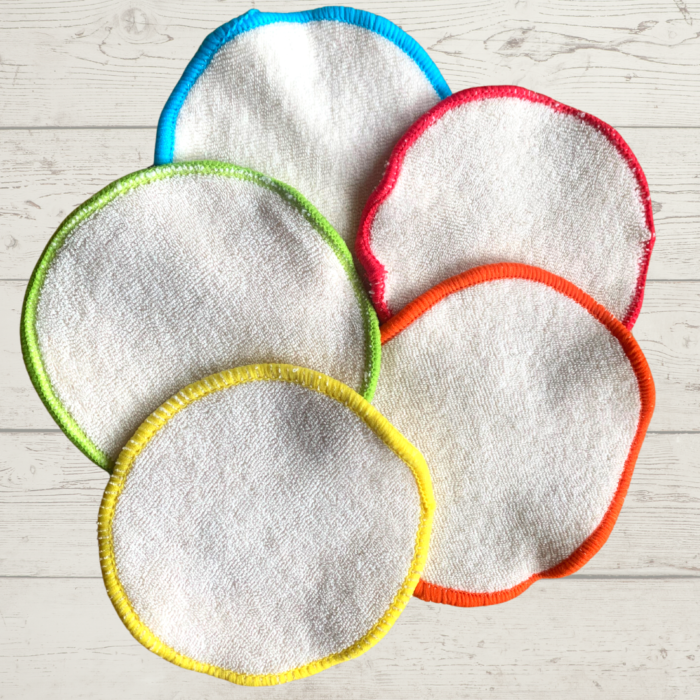 Eco Living Reusable Face Wipes